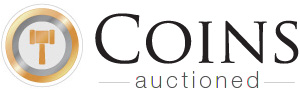 Logo - Coins Auctioned