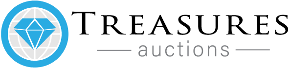 Logo - Treasures Auctioned